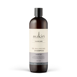 Sukin Oil Balancing Shampoo - 500ml