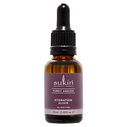Sukin Purely Ageless Hydration Elixir - 25ml