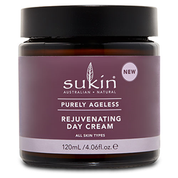 Sukin Purely Ageless Rejuvenating Day Cream - 120ml