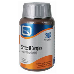 Quest Stress B Complex - 30 Tablets