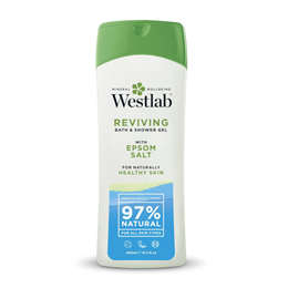 Westlab Epsom Salt Reviving Shower Wash - 400ml