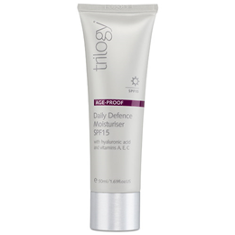 Trilogy Age Proof Daily Defence Moisturiser with SPF 15 - 50ml