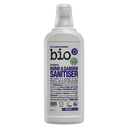 Bio D Home & Garden Sanitiser - 750ml