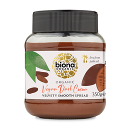 Biona Organic Dark Chocolate Spread - 350g