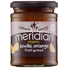 Meridian Organic Seville Orange Spread - 284g