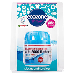 Ecozone Forever Flush Toilet Block (2000 Flushes) - 95g