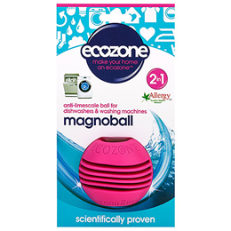 Ecozone Magnoball - Anti-Limescale Ball - 1 Pack