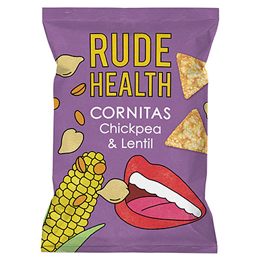 Rude Health Chickpea & Lentil Cornitas - 90g