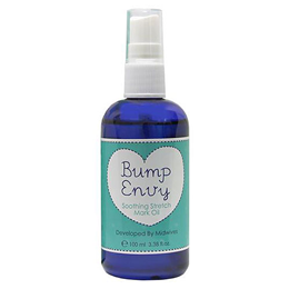 Natural Birthing Company Bump Envy Stretch Mark Oil - 100ml