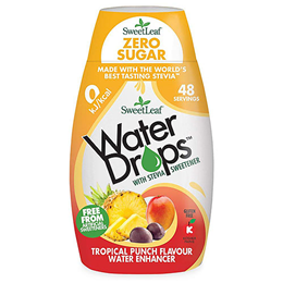 SweetLeaf Water Drops Tropical Punch - 48ml