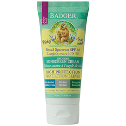 Badger Baby Sunscreen SPF 30 - Chamomile - 87ml
