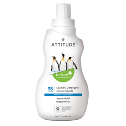 ATTITUDE Wildflowers Laundry Detergent  - 1.05 Litre
