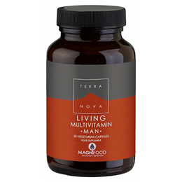TERRANOVA Living Multivitamin MAN - 50 Vegicaps