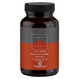 TERRANOVA Living Multivitamin SPORT - 50 Vegicaps