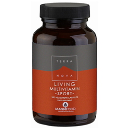TERRANOVA Living Multivitamin SPORT - 100 Vegicaps