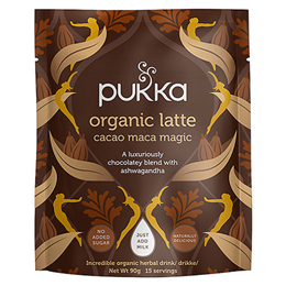 Pukka Organic Latte - Cacao Maca Magic - 90g
