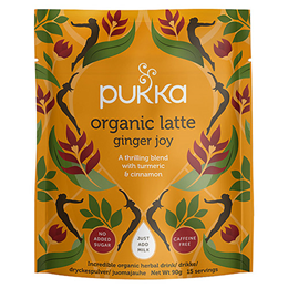 Pukka Organic Latte - Ginger Joy - 90g