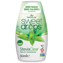SweetLeaf Sweet Drops SteviaClear - 50ml