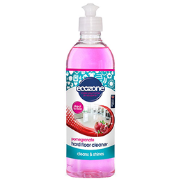 Ecozone Pomegranate Hard Floor Cleaner - 500ml