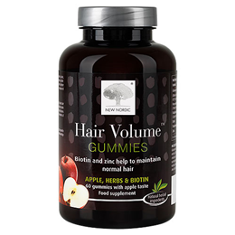 New Nordic Hair Volume - 60 Gummies
