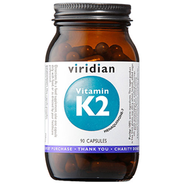 Viridian Vitamin K2 - 90 Vegicaps