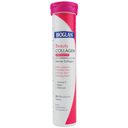 Bioglan Beauty Collagen - 20 Effervescent Tablets