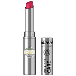lavera Organic Beautiful Lips Brilliant Care Q10 - Red Cherry 07 - 1.7g