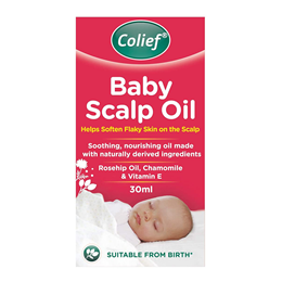 Colief Baby Scalp Oil - 30ml - Best before date is 31st March 2020