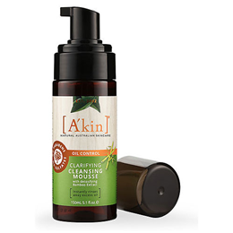 A kin Oil Control Clarifying Cleansing Mousse - 150ml