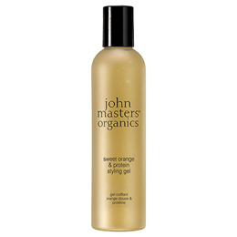 John Masters Organics Sweet Orange and Silk Protein Styling Gel- 236ml