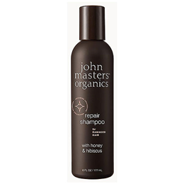 John Masters Organics Honey Hibiscus Hair Reconstructing Shampoo-177ml