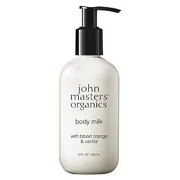 John Masters Organics Blood Orange and Vanilla Body Milk - 236ml