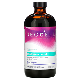 NeoCell Hyaluronic Acid - Blueberry Liquid - 473ml