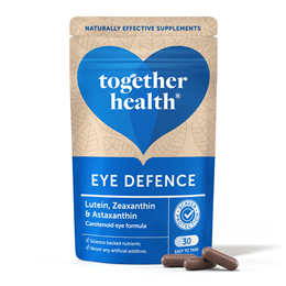 Together Eye Defence with Astaxanthin - Lutein and Zeaxanthin - 30 Vegicaps