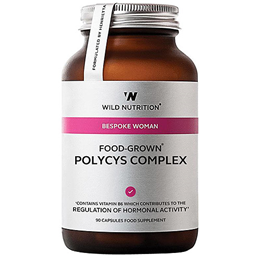 Wild Nutrition Food-Grown Polycys Complex - 90 Capsules