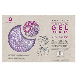 Aroma Home Lavender All Purpose Hand Held Pack - Therapeutic Gel Beads