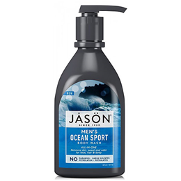 Jason Men`s All-In-One Body Wash - Ocean Sport - 887ml
