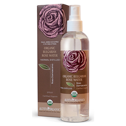 Alteya Organics Bulgarian Rose Water Spray - 250ml
