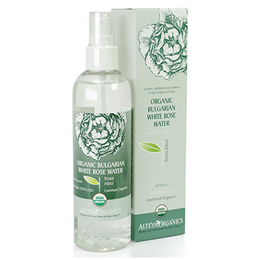 Alteya Organics Bulgarian White Rose Water Spray - 250ml