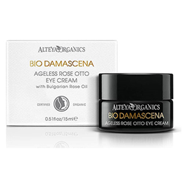 Alteya Organics Bio Damascena Ageless Rose Otto Eye Cream - 15ml