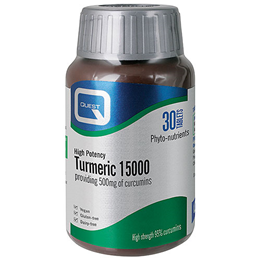 Quest Turmeric 15000 - 30 Tablets
