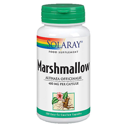 Solaray Marshmallow Root - 100 x 480mg Capsules
