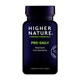 Higher Nature ProBio Daily - Hardy Live Bacteria - 30 Tablets