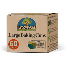 If You Care Large Baking Cups - 60 Pack