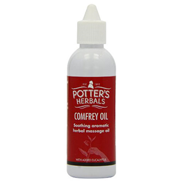 Potter`s Herbals Comfrey Oil with Eucalyptus - 75ml