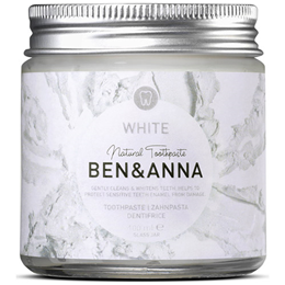 Ben & Anna White - Natural Toothpaste - 100ml