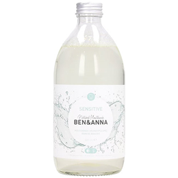 Ben & Anna Sensitive Natural Mouthwash - 500ml