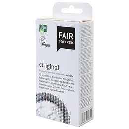 Fair Squared Original Condoms - 10 Pack