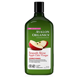 Avalon Smooth Shine Apple Cider Vinegar Conditioner - 325ml