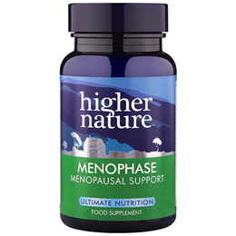 Higher Nature Menophase - 30 Capsules